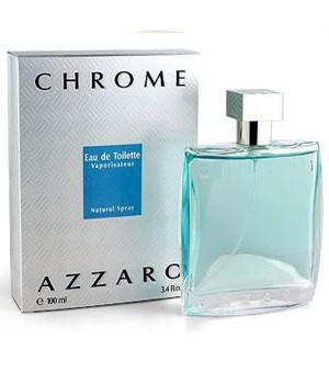 Azzaro CHROME FOR MEN 100ml