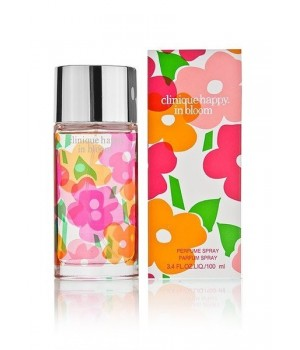 CLINIQUE HAPPY IN BLOOM FOR WOMEN EDT 100ml