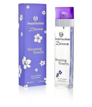 SERGIO TACCHINI DONNA BLOOMING FLOWERS FOR WOMEN EDT 75ml