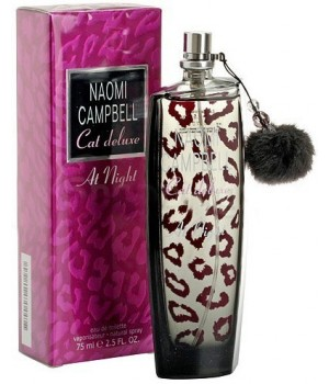 NAOMI CAMPBELL CAT DELUXE AT NIGHT FOR WOMEN EDT 75ml