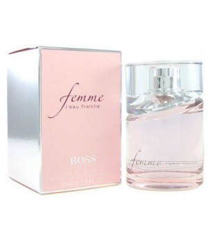 HUGO BOSS FEMME FOR WOMEN EDP 75ml