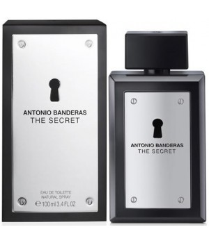 ANTONIO BANDERAS THE SECRET EDT FOR MEN 100ML