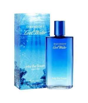 DAVIDOFF COOL WATER INTO THE OCEAN FOR MEN EDT 125ml