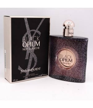 YSL  BLACK OPIUM NUIT BLANCHE FOR WOMEN EDP 100ml