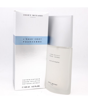 ISSEY MIYAKE L`EAU D`ISSEY FOR MEN EDT 125ml