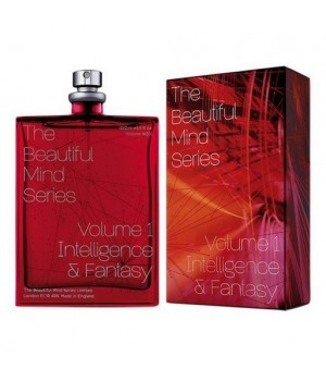 ESCENTRIC MOLECULES THE BEAUTIFUL MIND SERIES VOL. 1 INTELLIGENCE & FANTASY UNISEX 100ml