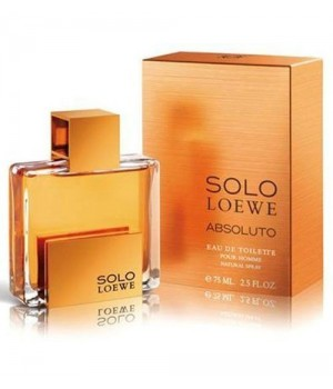 LOEWE SOLO LOEWE ABSLLUTO FOR MEN EDT 75ml