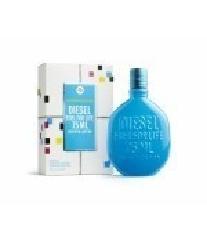 DIESEL FUEL FOR LIFE SUMMER EDITION FOR MEN EDT 75ml