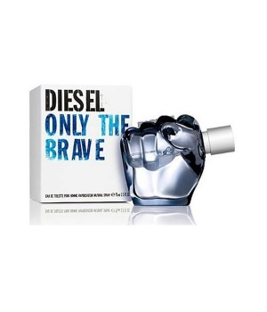 DIESEL ONLY THE BRAVE FOR MEN EDT 75ml