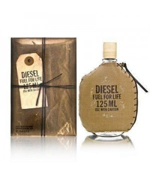 DIESEL FUEL FOR LIFE FOR MEN EDT 125ml
