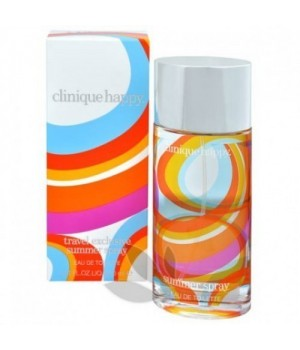 CLINIQUE HAPPY SUMMER TRAVEL FOR WOMEN EDT 100ml
