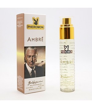 BALDESSARINI AMBRE FOR MEN EDT 45ml PHEROMON