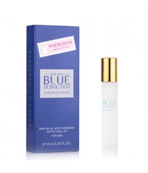 ANTONIO BANDERAS BLUE SEDUCTION FOR MEN PARFUM OIL 10ml