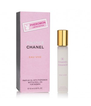CHANEL CHANCE EAU VIVE FOR WOMEN PARFUM OIL 10ml