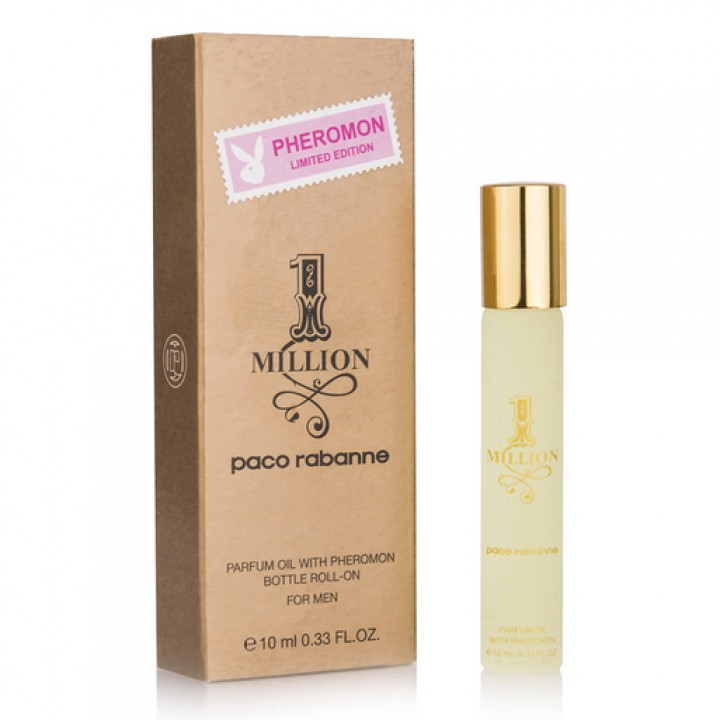 PACO RABANNE 1 MILLION FOR MEN PARFUM OIL 10ml