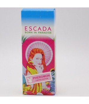 ESCADA BORN IN PARADISE FOR WOMEN PARFUM OIL 10ml
