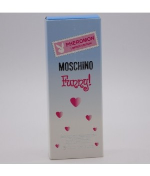 MOCHINO FUNNY! FOR WOMEN PARFUM OIL 10ml