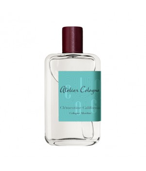 ATELIER COLOGNE CLEMENTINE CALIFORNIA UNISEX COLOGNE ABSOLUE 100ml