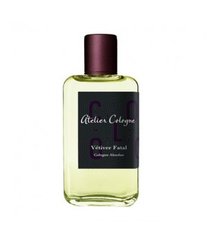 ATELIER COLOGNE VETIVER FATAL UNISEX COLOGNE ABSOLUE 100ml
